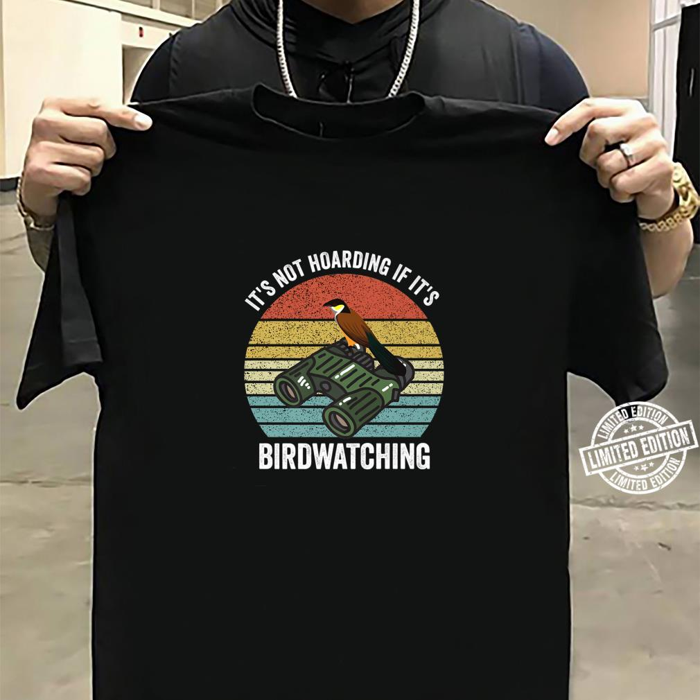 It's Not Hoarding If It's Archery Vintage Bow Hunting Shirt sweater