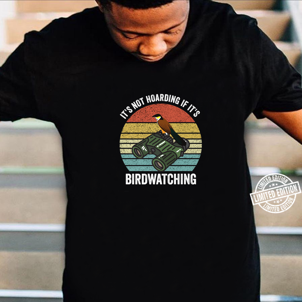 It's Not Hoarding If It's Archery Vintage Bow Hunting Shirt