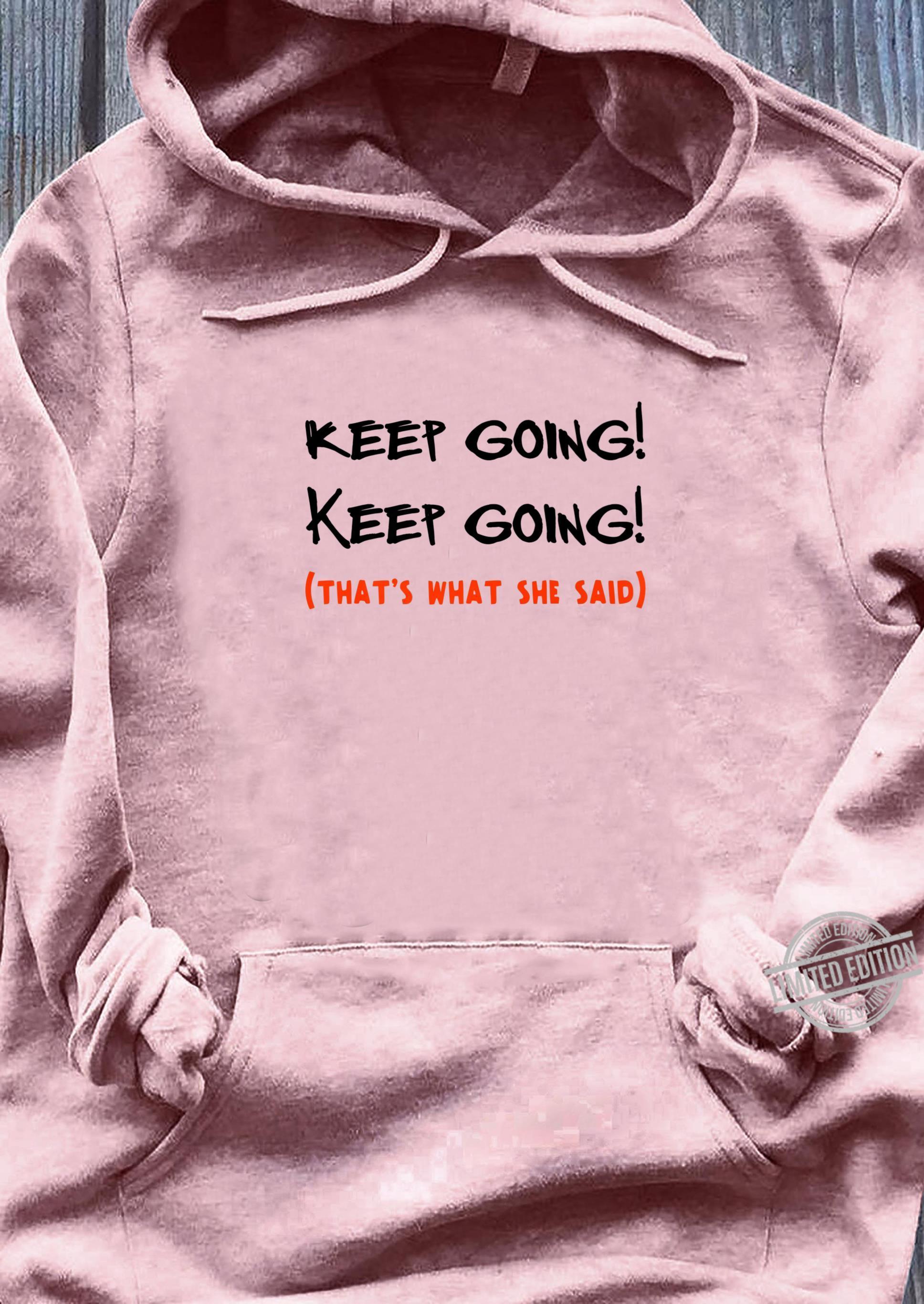 Keep Running for Running Girl Runner Shirt ladies tee