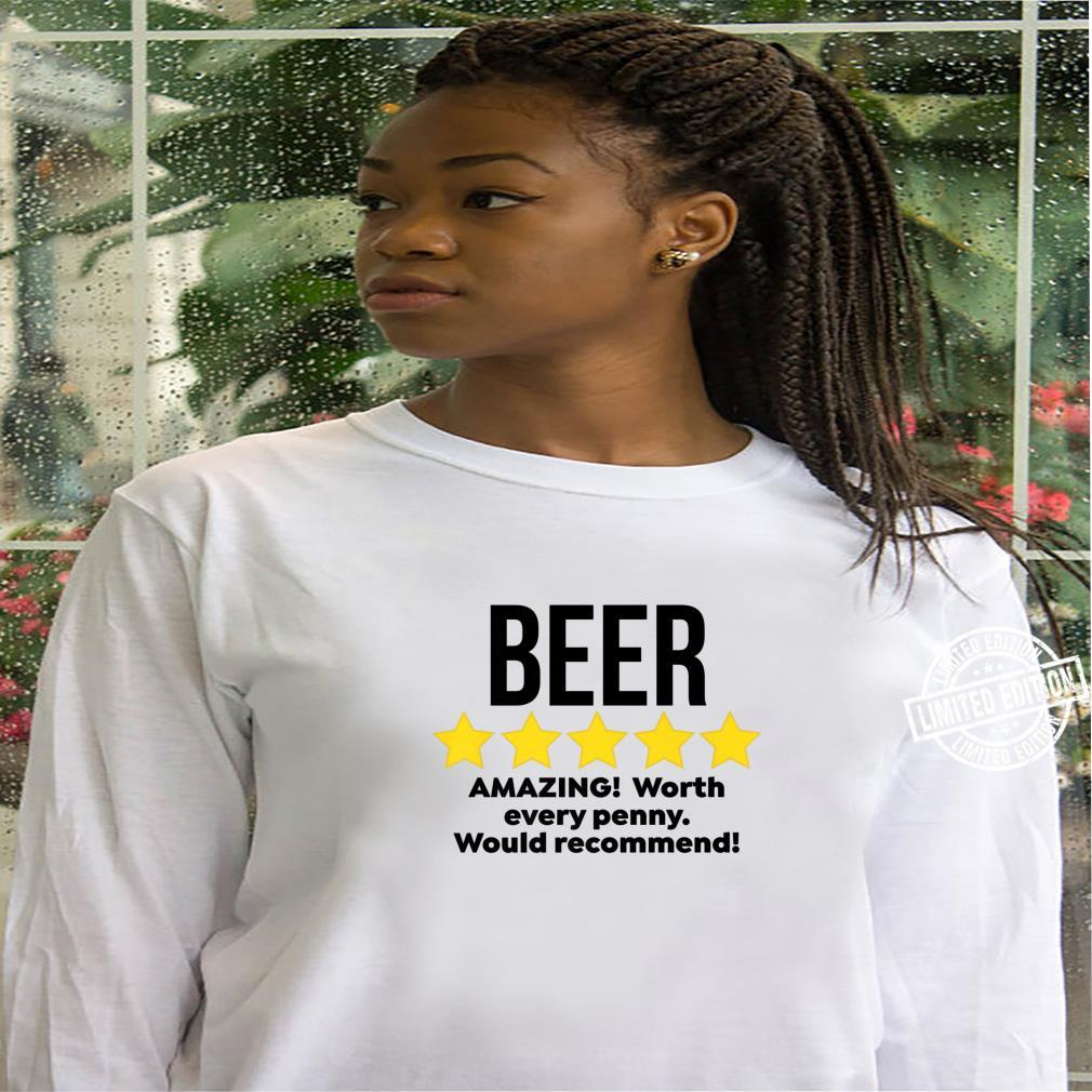 Mens Beer Amazing Partying Drinker Alcohol Drinking Shirt hoodie