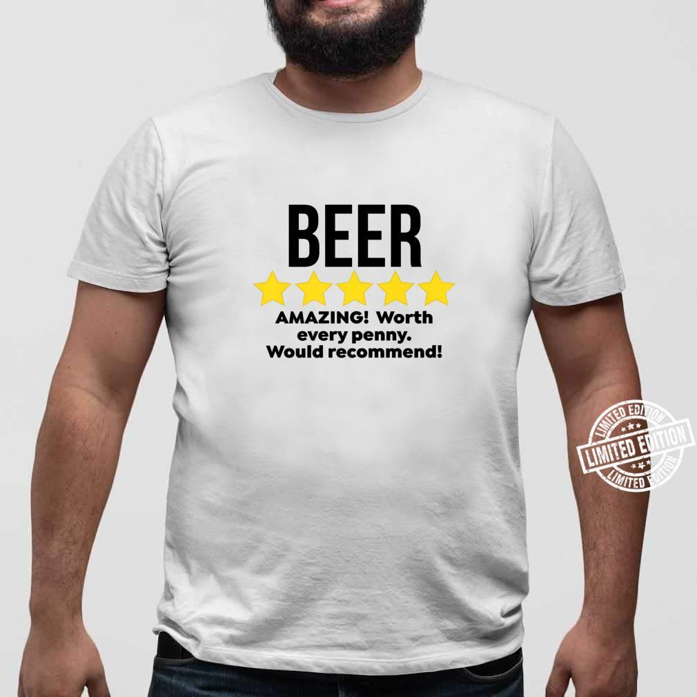Mens Beer Amazing Partying Drinker Alcohol Drinking Shirt sweater