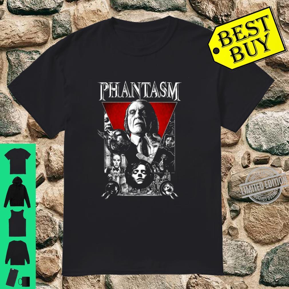 Oficial Phantasm shirt