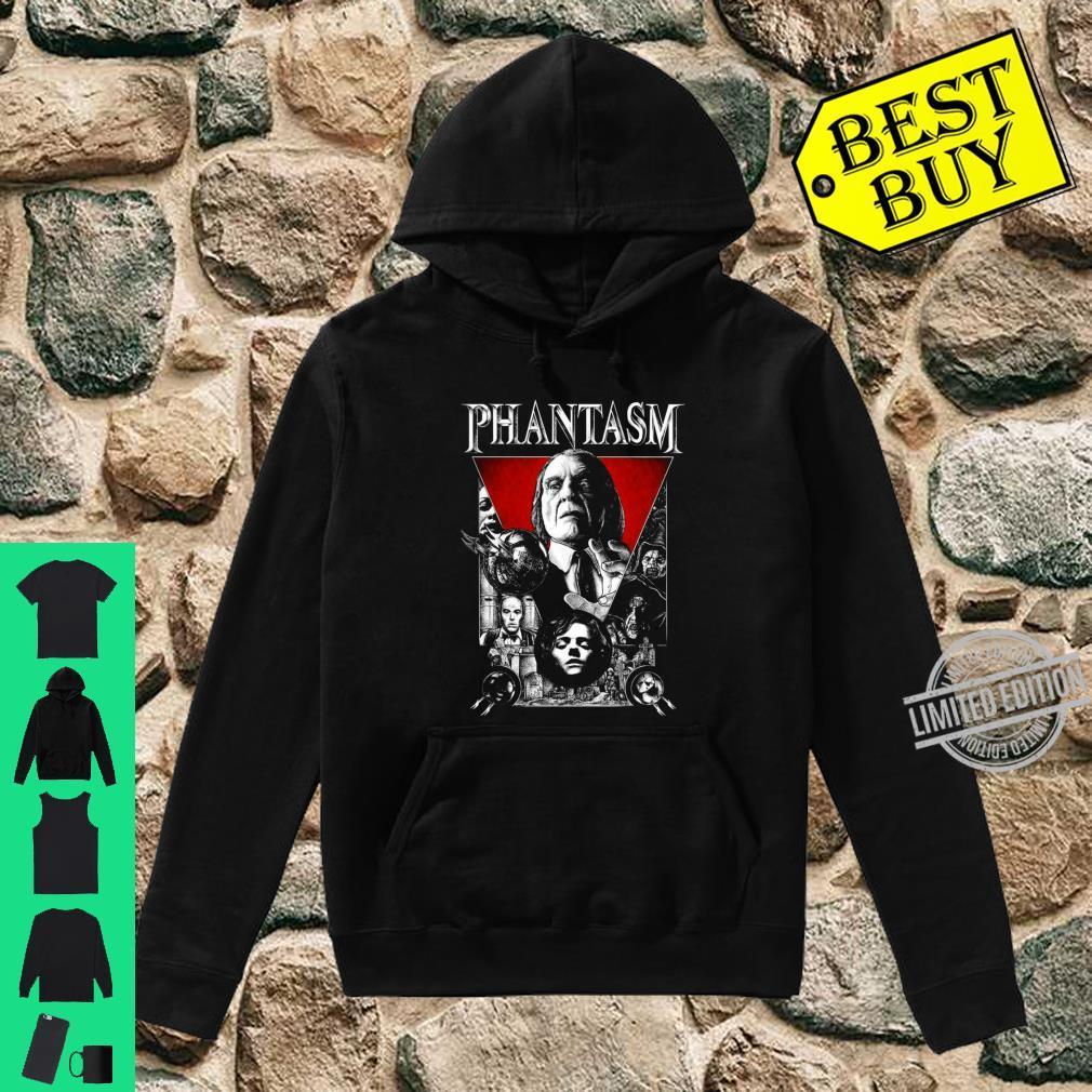 Oficial Phantasm shirt hoodie