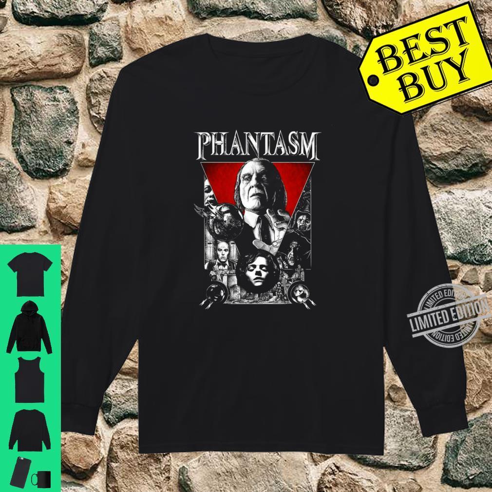 Oficial Phantasm shirt long sleeved