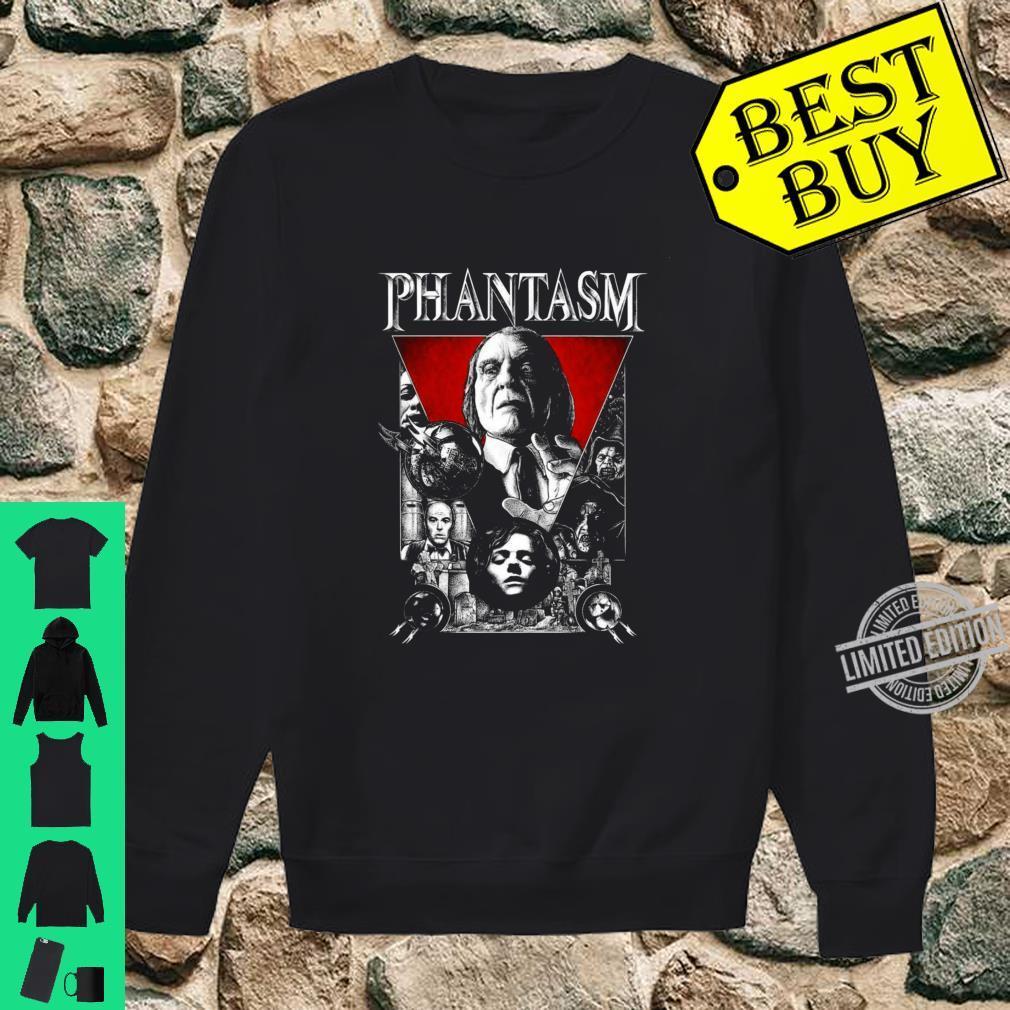 Oficial Phantasm shirt sweater