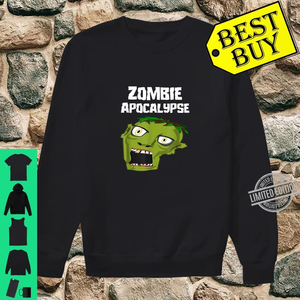 Zombie Apocalypse Shirt sweater